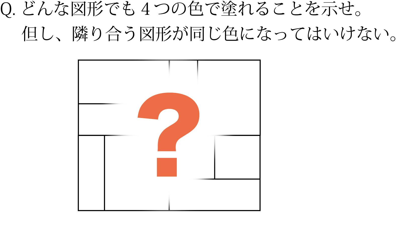「いろわけ」の問題4